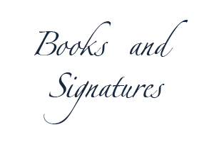Books and Signatures