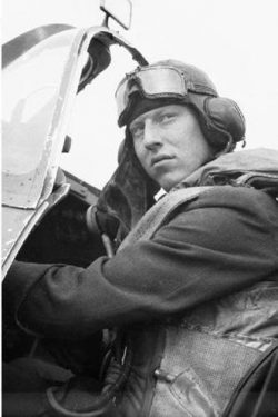 GINGER LACEY ~ Fighter Pilot