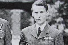 Wing Commander Branse Burbridge